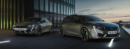 Présentation de la Gamme Peugeot Sport Engineered