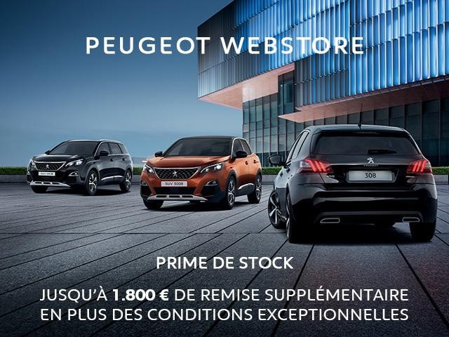 PEUGEOT - WEBSTORE
