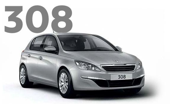 Peugeot 308 Car Of The Year 2012