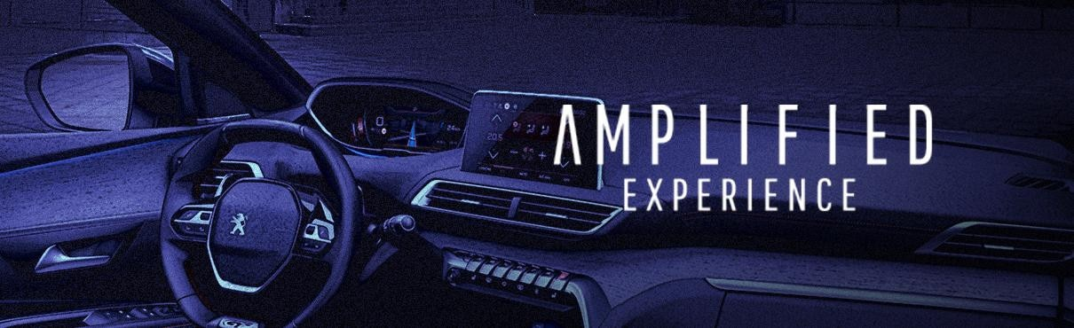 SUV 3008 Amplified Experience