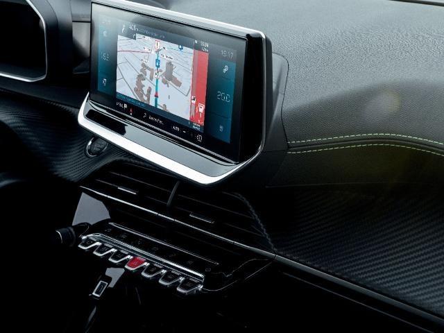 GPS Peugeot 208
