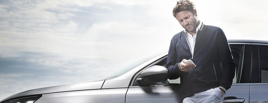Peugeot services connectés