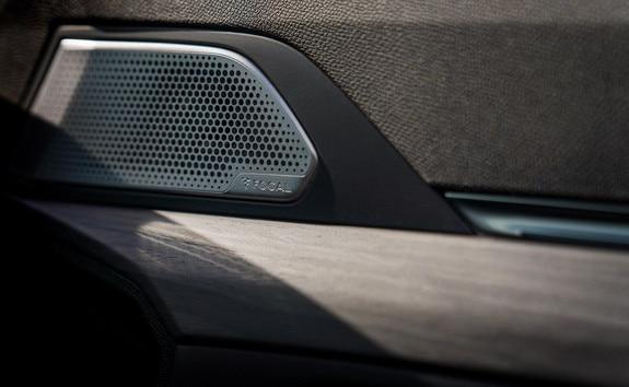 Nouvelle 508 PEUGEOT SPORT ENGINEERED : sonorisation Hi-Fi premium FOCAL®