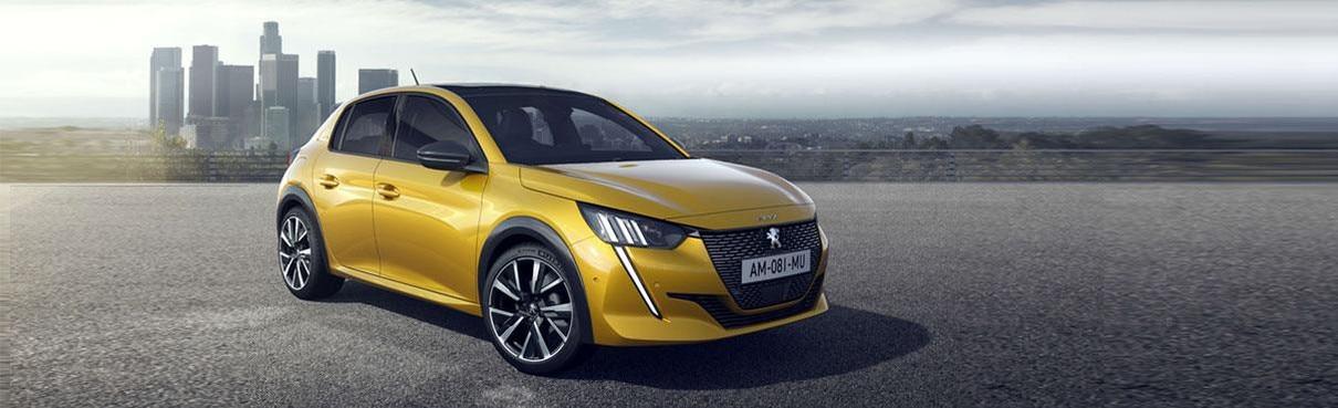 Peugeot New 208 Accessoires
