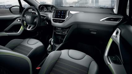 Écran de navigation – Voiture compacte Peugeot 208 5 portes