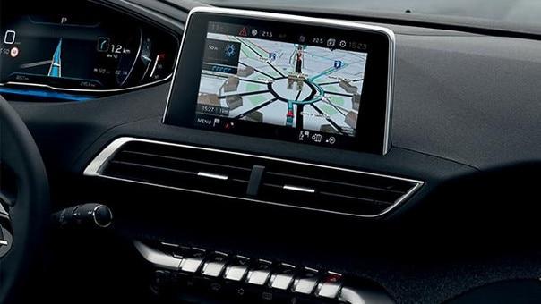 5008 Crossway Navigation 3D