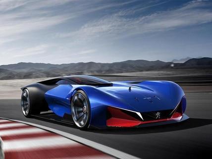 Concept Car L500 Hybrid