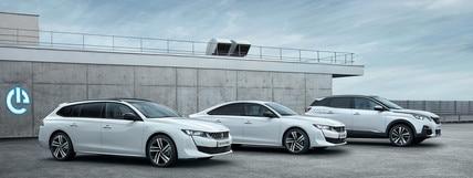 Gamme Plug In Hybrid Peugeot