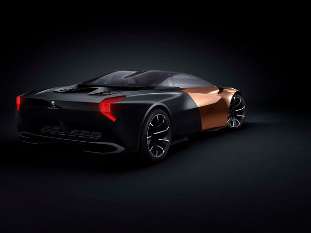 Moteur Peugeot Onyx - Expérience Peugeot Sport et technologie HYbrid4