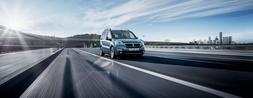 Confort de conduite absolu - Nouveau PEUGEOT Partner Tepee Electric