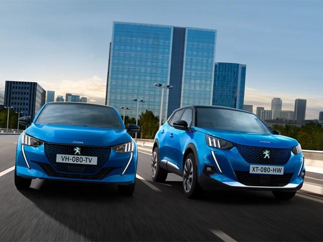Gamme Peugeot Electrique