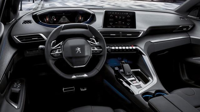 Peugeot i-Cockpit® - Nouveau SUV PEUGEOT 5008 GT