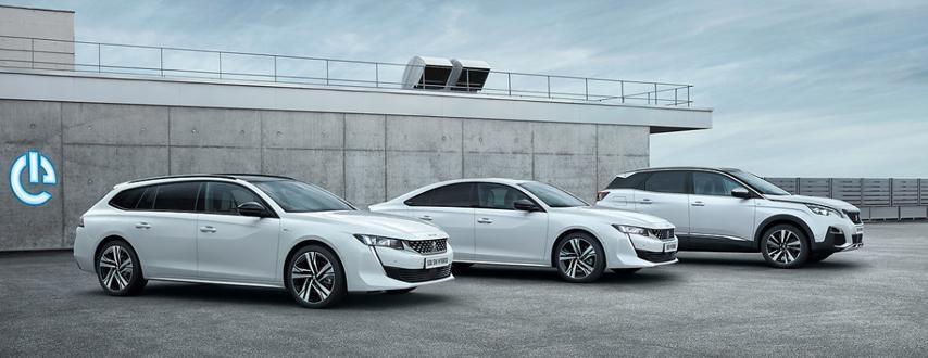 Peugeot Plug-in Hybrid PHEV