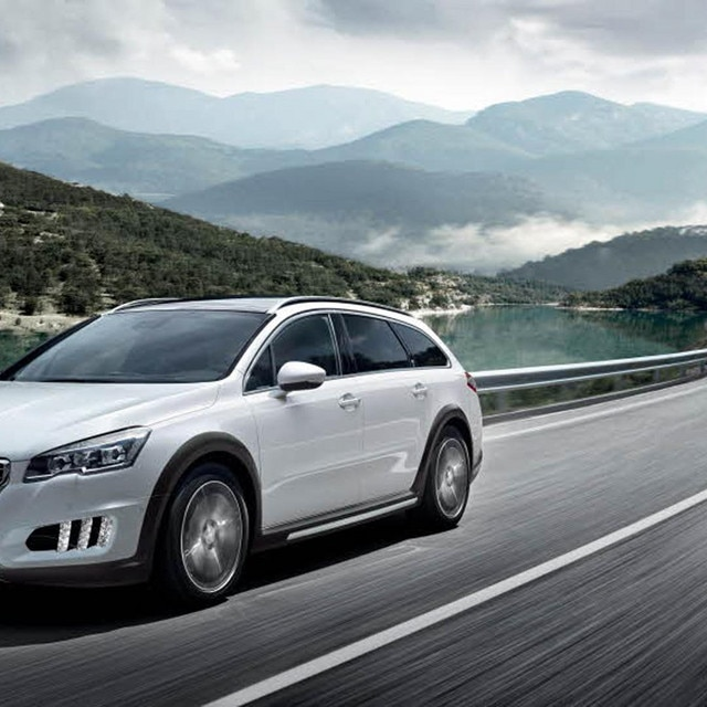 galerie peugeot 508 rxh le break hybride performant tout terrain. Black Bedroom Furniture Sets. Home Design Ideas