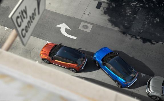 SUV PEUGEOT 2008: technologie Full Park Assist pour faciliter vos manœuvres de stationnement