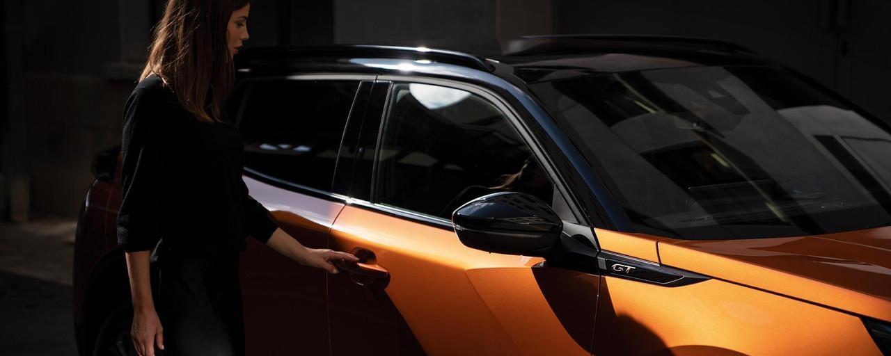SUV PEUGEOT 2008: le SUV compact, dynamique et efficient