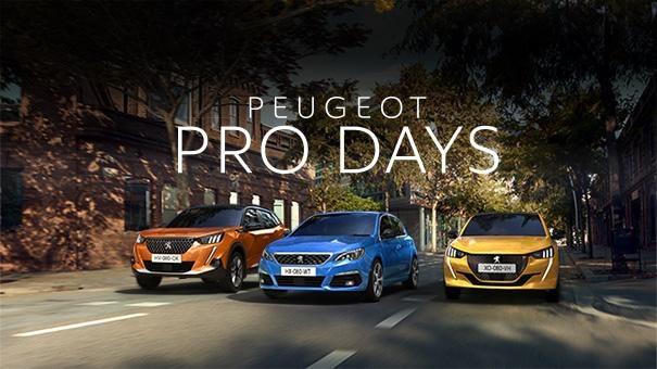 PEUGEOT - PRO DAYS