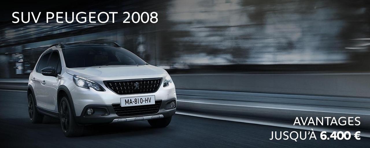 Promo Slice : SUV 2008