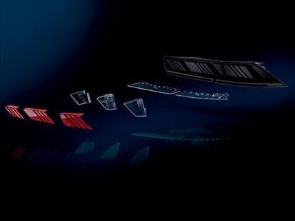 Nouvelle signature lumineuse identitaire de la Marque PEUGEOT, composée de projecteurs Full LED et feux 3D Full LED adaptatifs - nouveau break PEUGEOT 508 SW pour les professionnels