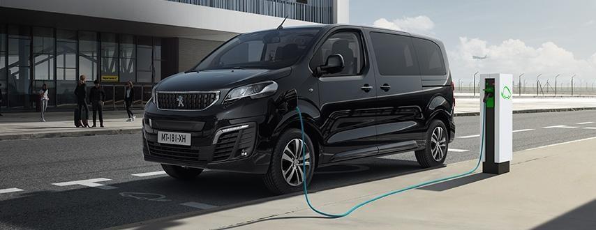 Peugeot e-Traveller
