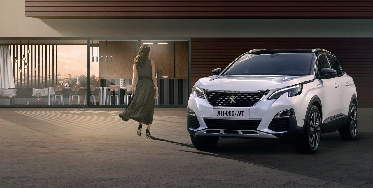 Peugeot SUV 3008 plug-in hybrid