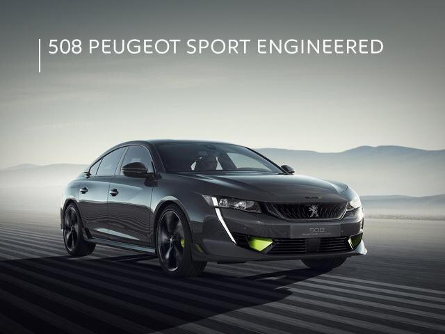 Peugeot Concept Car 508