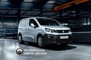IVOTY - New Peugeot Partner