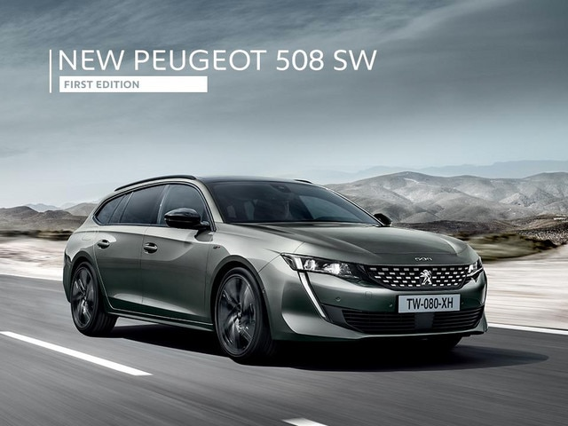 Peugeot 508 SW First Edition