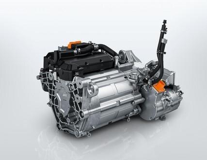 PEUGEOT e-208  –  Moteur électrique 100 kW