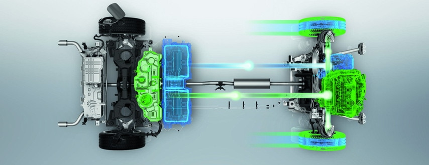 Nouvelle berline PEUGEOT 508 HYBRID, Batterie lithium-ION