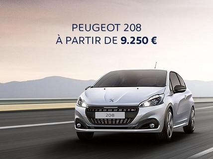 Peugeot 208 Promo Slice