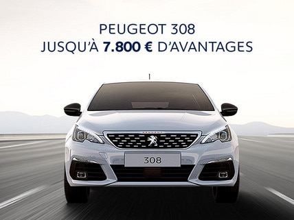 Peugeot 308 Promo Slice