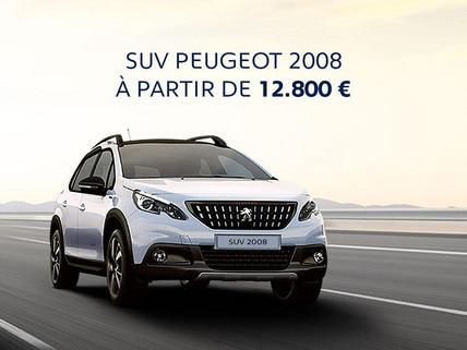 Peugeot SUV 2008 Promo Slice