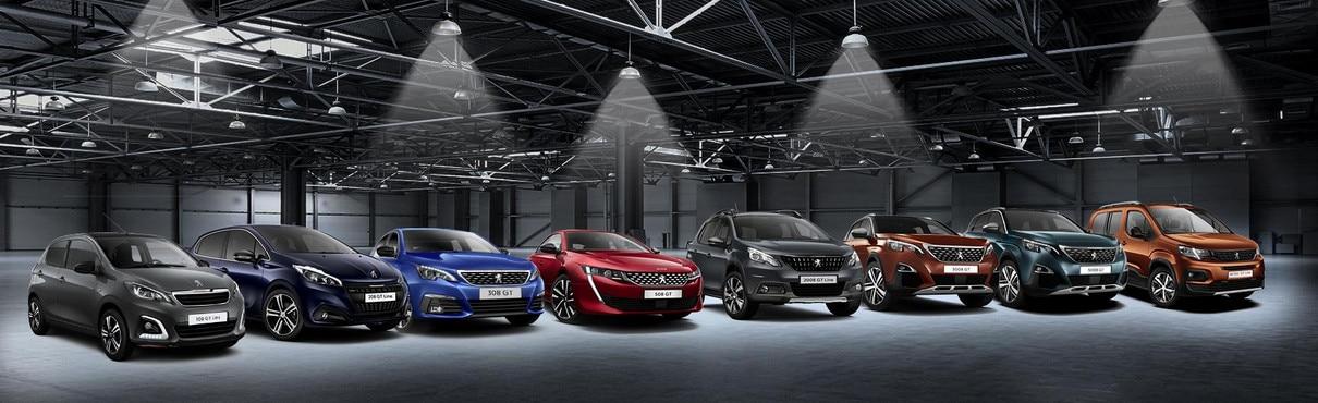 Présentation Gamme Peugeot