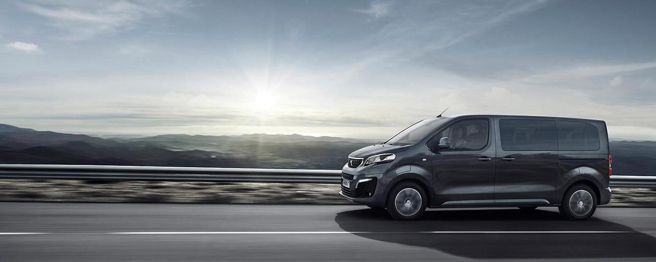 Nouveau PEUGEOT e-Traveller – Avantages motorisations électrique
