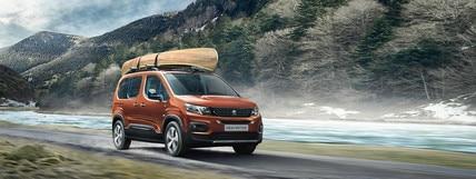 Présentation Gamme SUV Peugeot