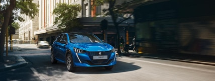 Présentation Gamme Electriques Peugeot