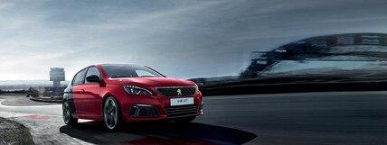 Présentation Gamme Sportives Peugeot