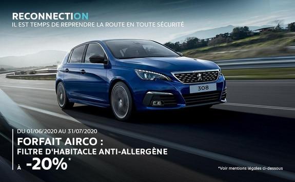 Peugeot Après-vente