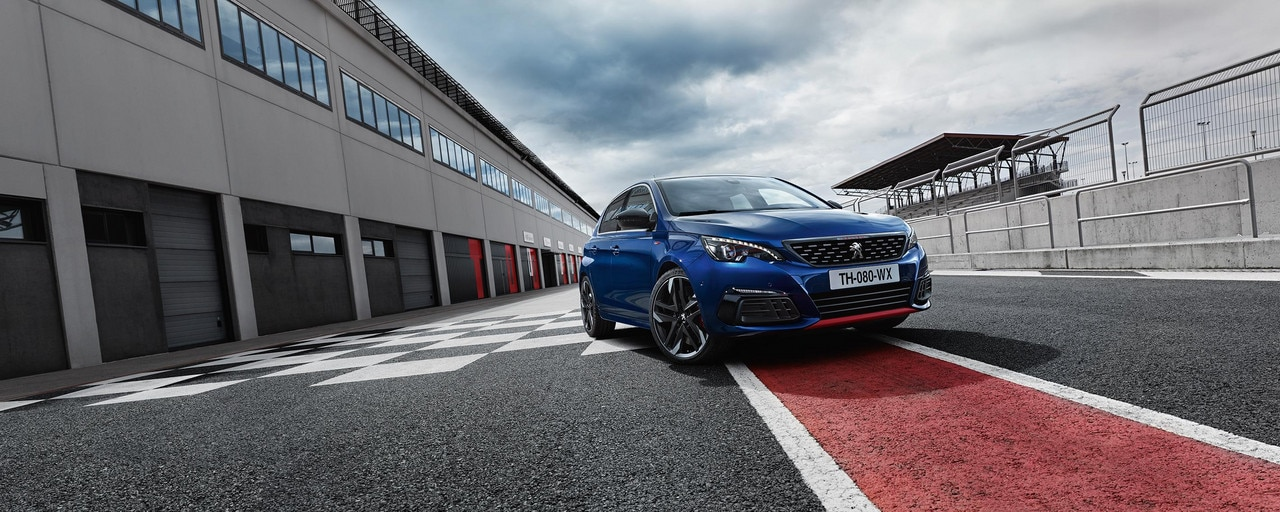 PEUGEOT 308 GTi by PEUGEOT SPORT - Projecteurs full LED