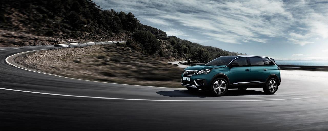 Peugeot SUV 5008 Présentation de Gamme